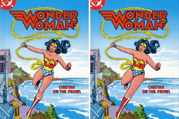 Как бы выглядели супергерои, если бы у них было среднестатистическое телосложение?