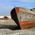 Пустыня брошенных кораблей или трагедия Аральского моря