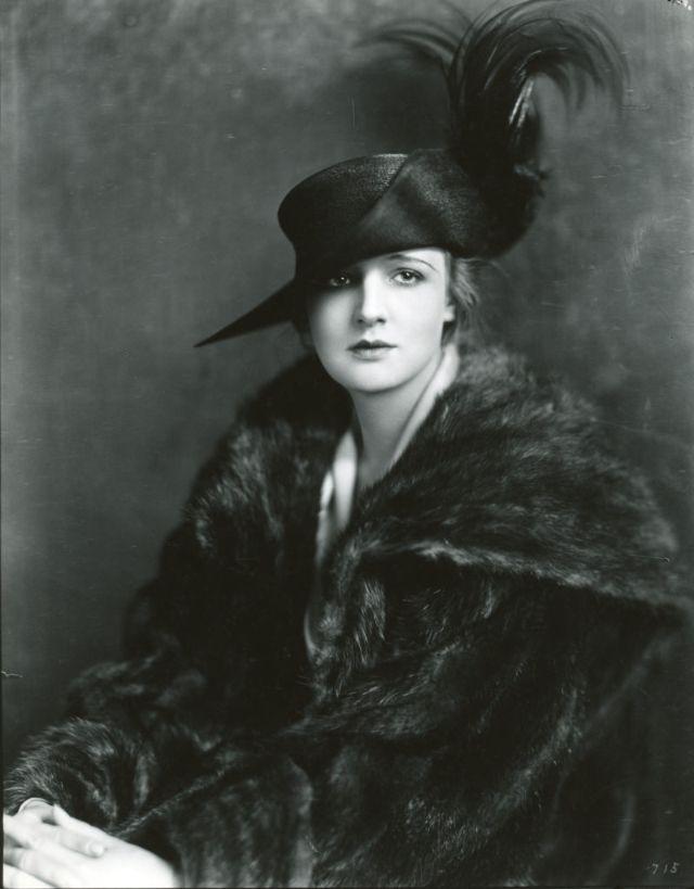 Старинные фотографии женской моды в «эпоху джаза»