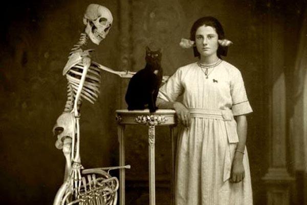 20 странных и необычных фотографий, сделанных в XX веке