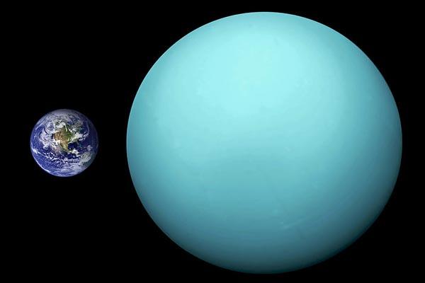 20 фактов об Уране — самой холодной планете Солнечной системы