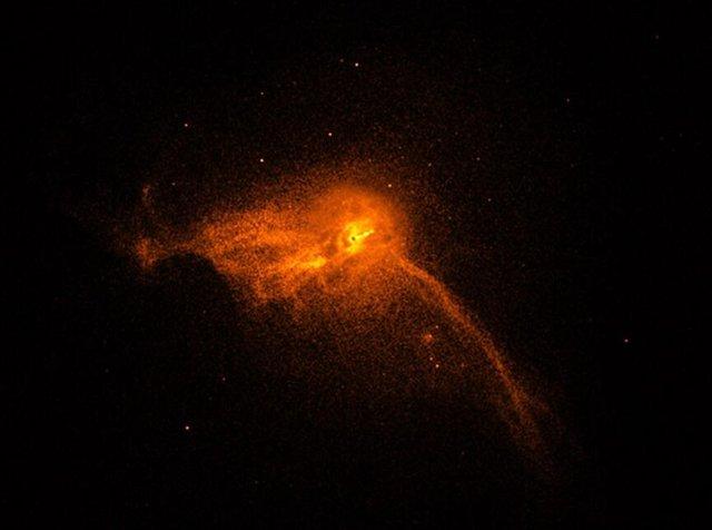 5. Есть ли реальные изображения чёрных дыр?