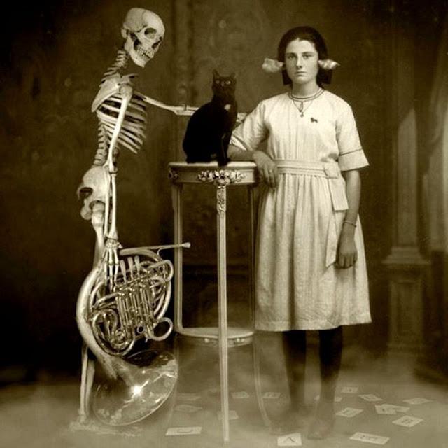 20 странных и необычных фотографий, сделанных в начале 20 века