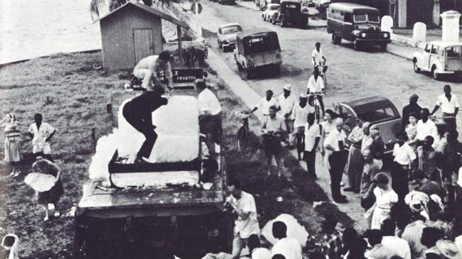 Конечный пункт назначения в Либревиле