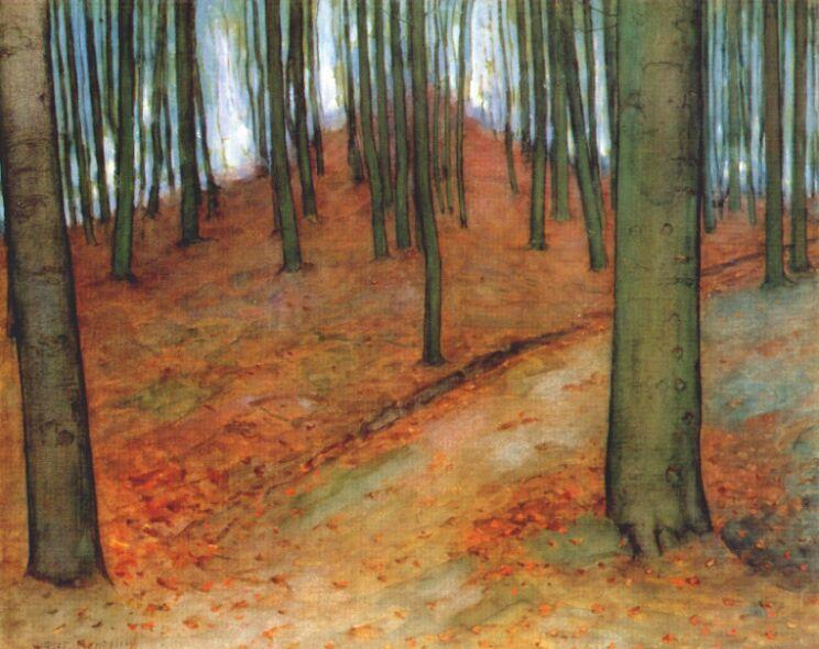 «Буковый лес», 1899 год