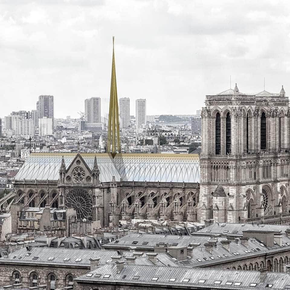 Godart + Roussel Architectes, Франция