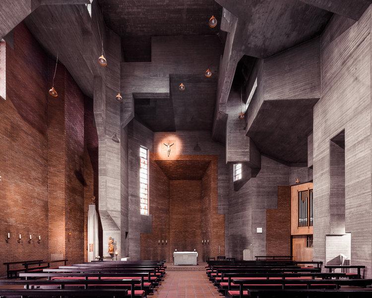 Церковь Воскресения Христа в Кёльне, Германия