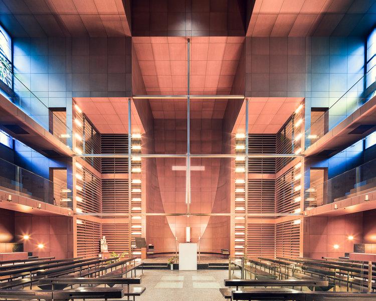 Католическая церковь в Париже, Франция