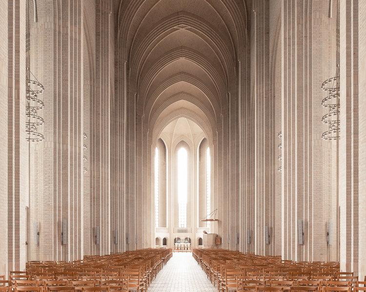 Церковь Грундтвига в Копенгагене, Дания