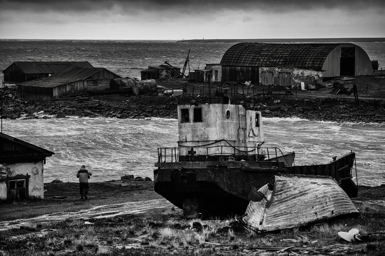 Берег Карского моря