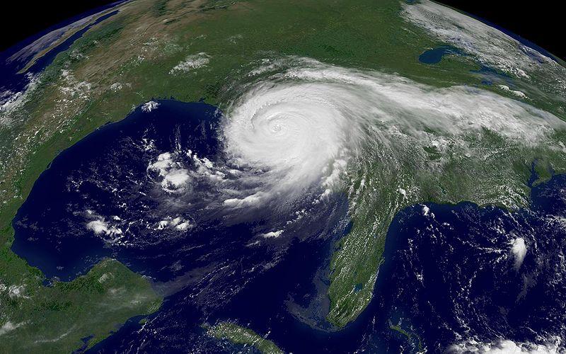 Ураган «Катрина»(2005 год) - самый разрушительный ураган в истории США