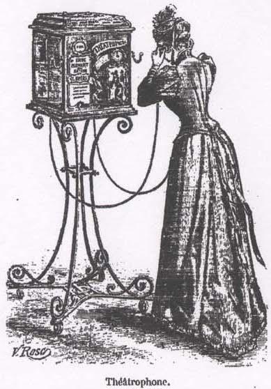Театрофон