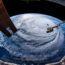 Астронавты МКС делятся впечатляющими снимками Земли, снятыми из космоса
