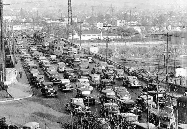Лос-Анджелес, 1937 год