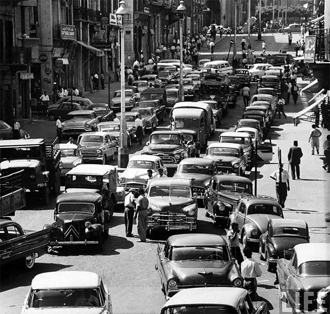 Ливан, 1958 год
