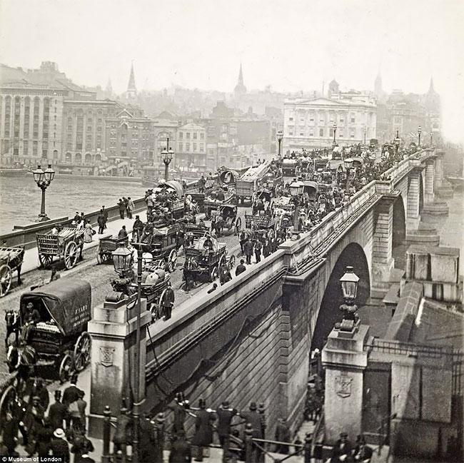 Лондон, 1900 год