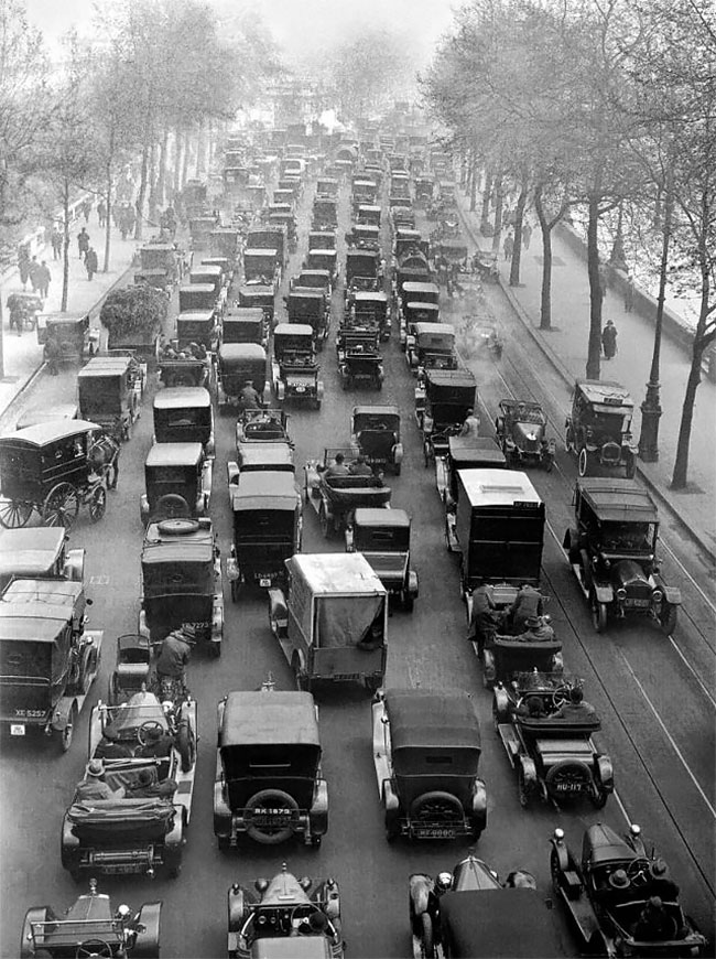 Лондон, 1926 год