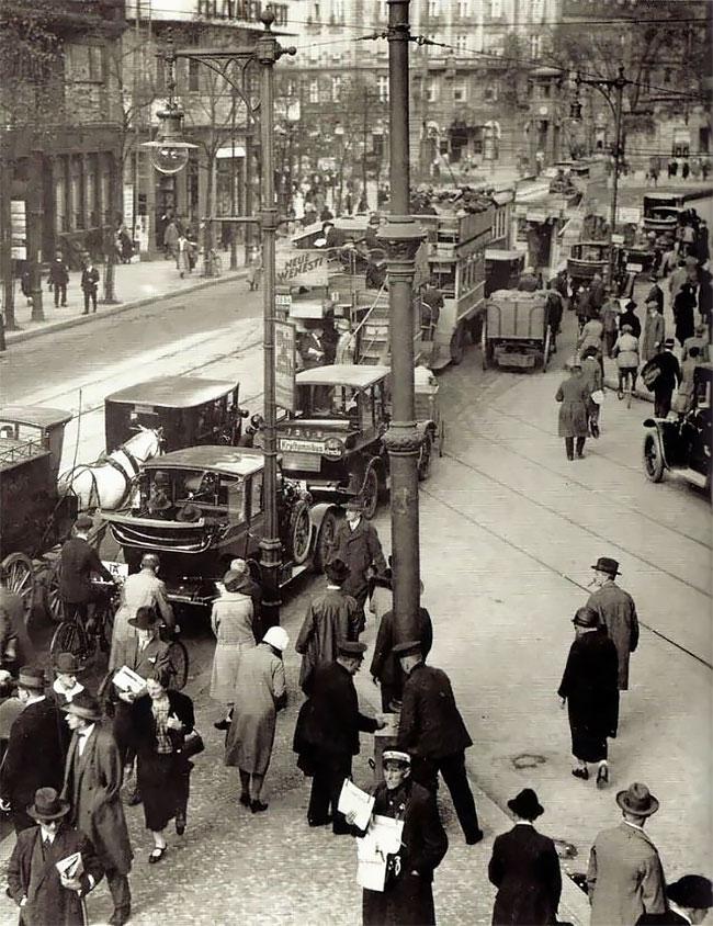 Берлин, 1927 год