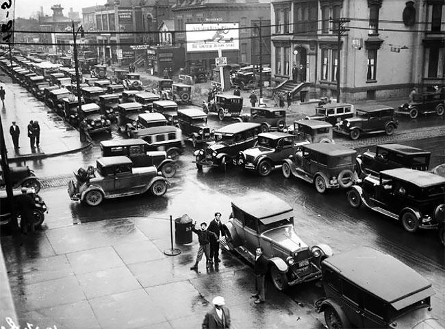 Детройт, 1928 год