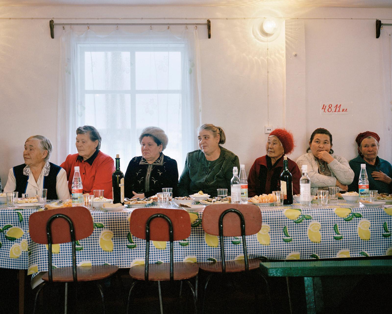Скромная красота России в меланхоличных фотографиях британского фотографа