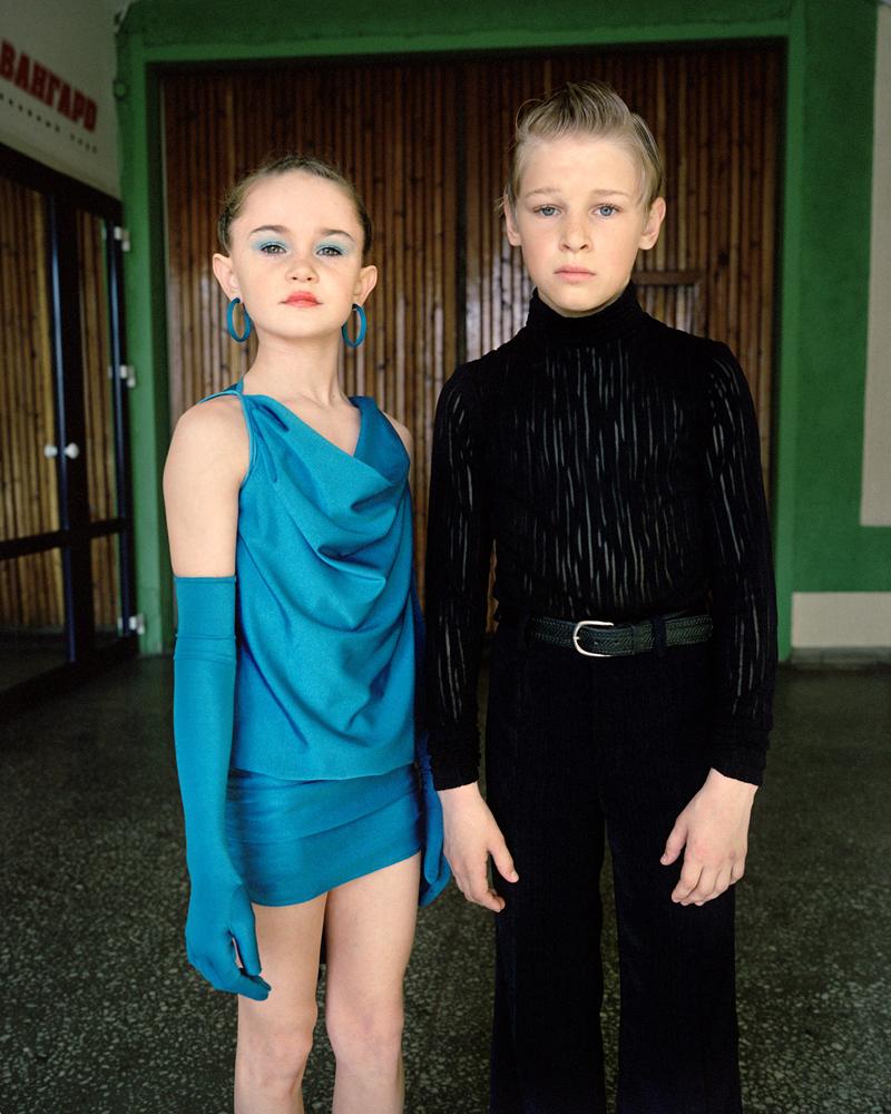 «Бальные танцоры», Омск