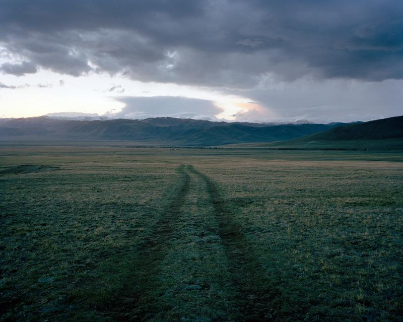 Алтайские горы