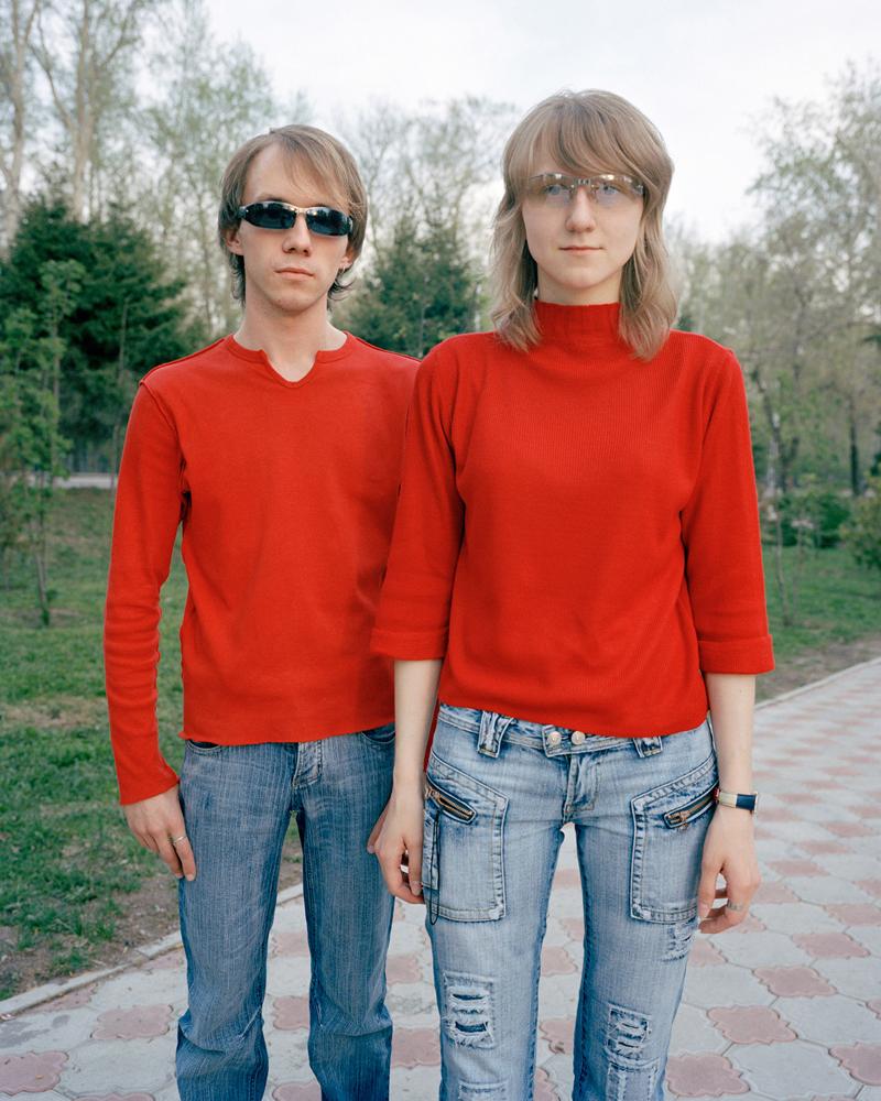 «Аркадий и Полина - работники фонда по борьбе со СПИДом», Томск