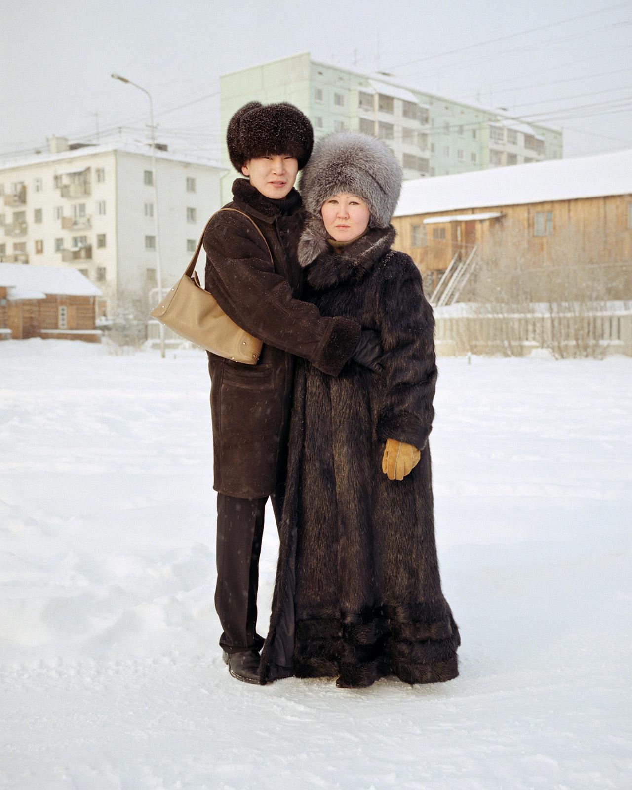 «Женя и его беременная невеста», Якутск