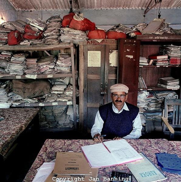 Налоговый инспектор, Индия