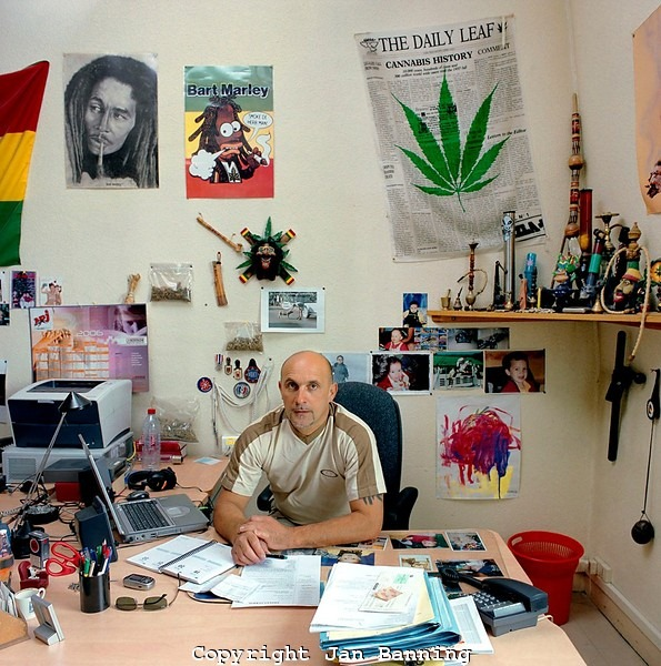 Служащий управления по борьбе с наркотиками, Франция