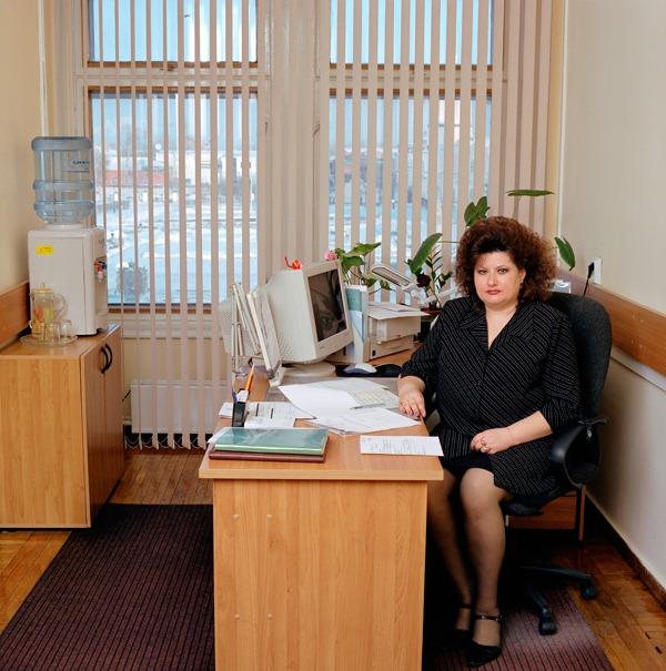 Секретарь коммунальных служб Томской области, Россия