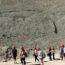 Скала динозавров или Кэл Орко — место с самым крупным в мире скоплением следов динозавров