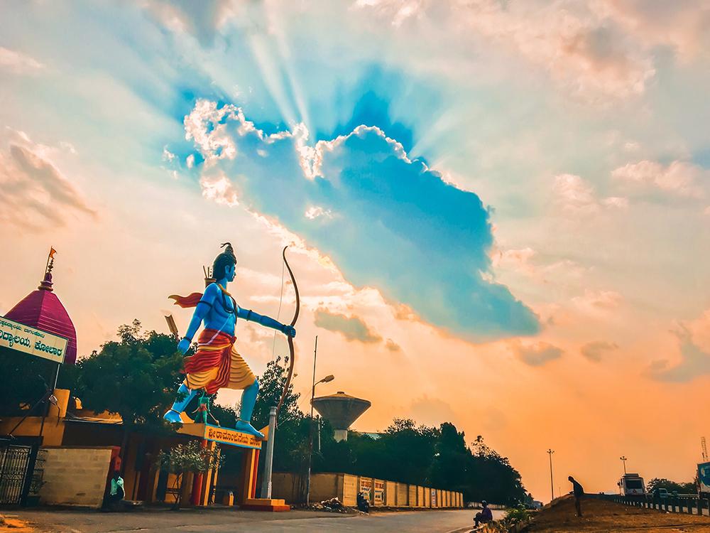 1-е место в категории «Закат». Фотограф Sreekumar Krishnan