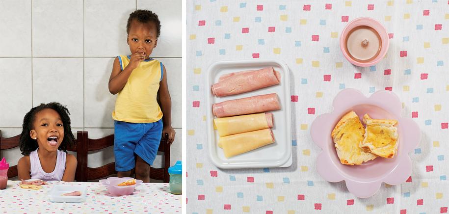 Что едят на завтрак дети в разных странах мира