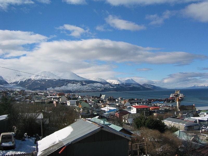 Ушуая - самый южный город Земли