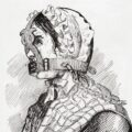 Маска позора: как мужья Средневековья наказывали своих болтливых жён
