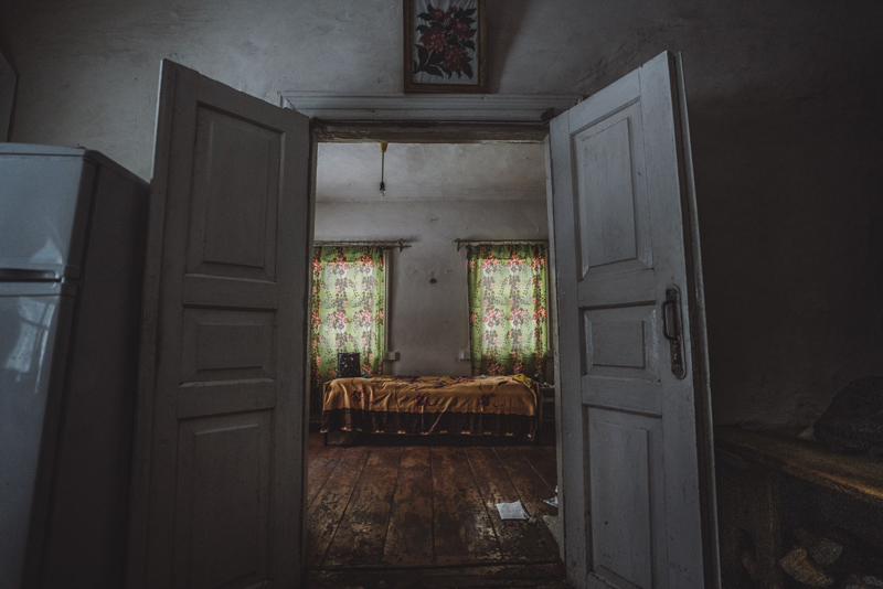 Дом бабушки Ольги