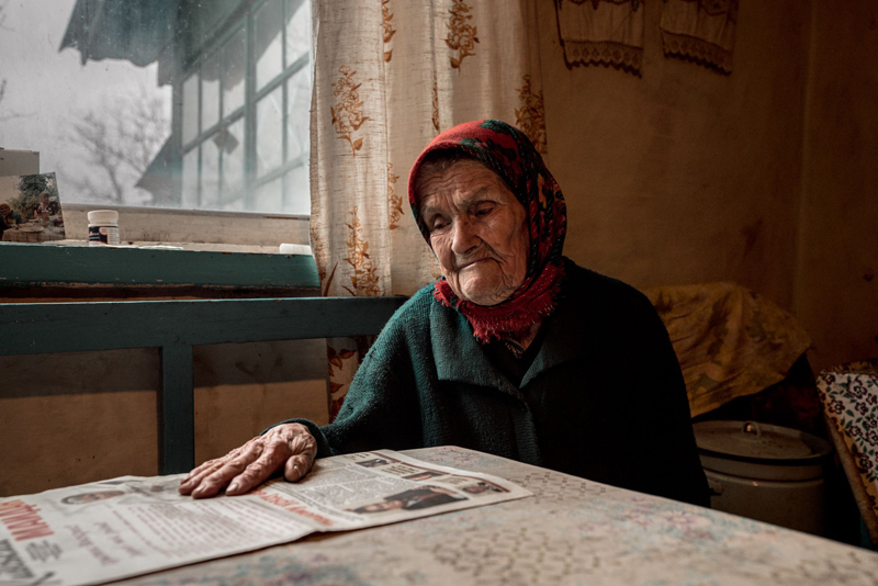 Бабушка Мария