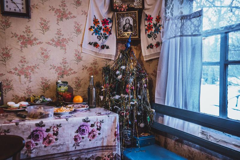 Дом бабушки Марии