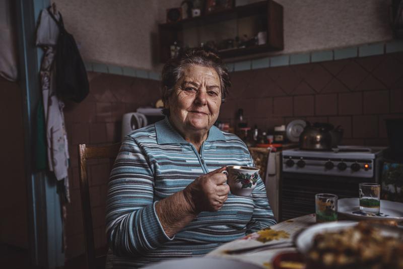 Бабушка Соня