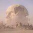 Фотографии с самого безумного фестиваля года — Burning Man 2019
