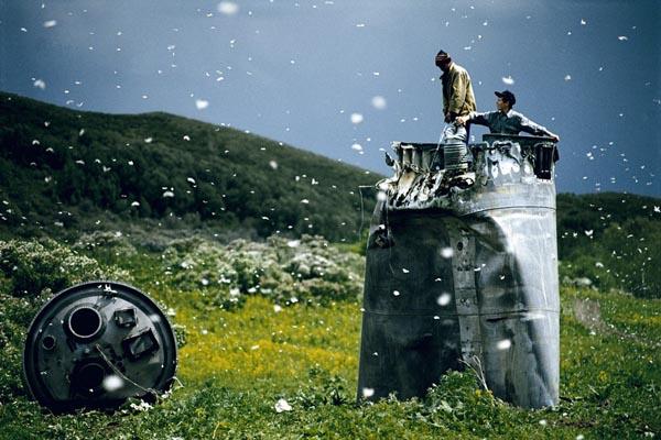 Космический мусор Алтайского края: как так вышло?