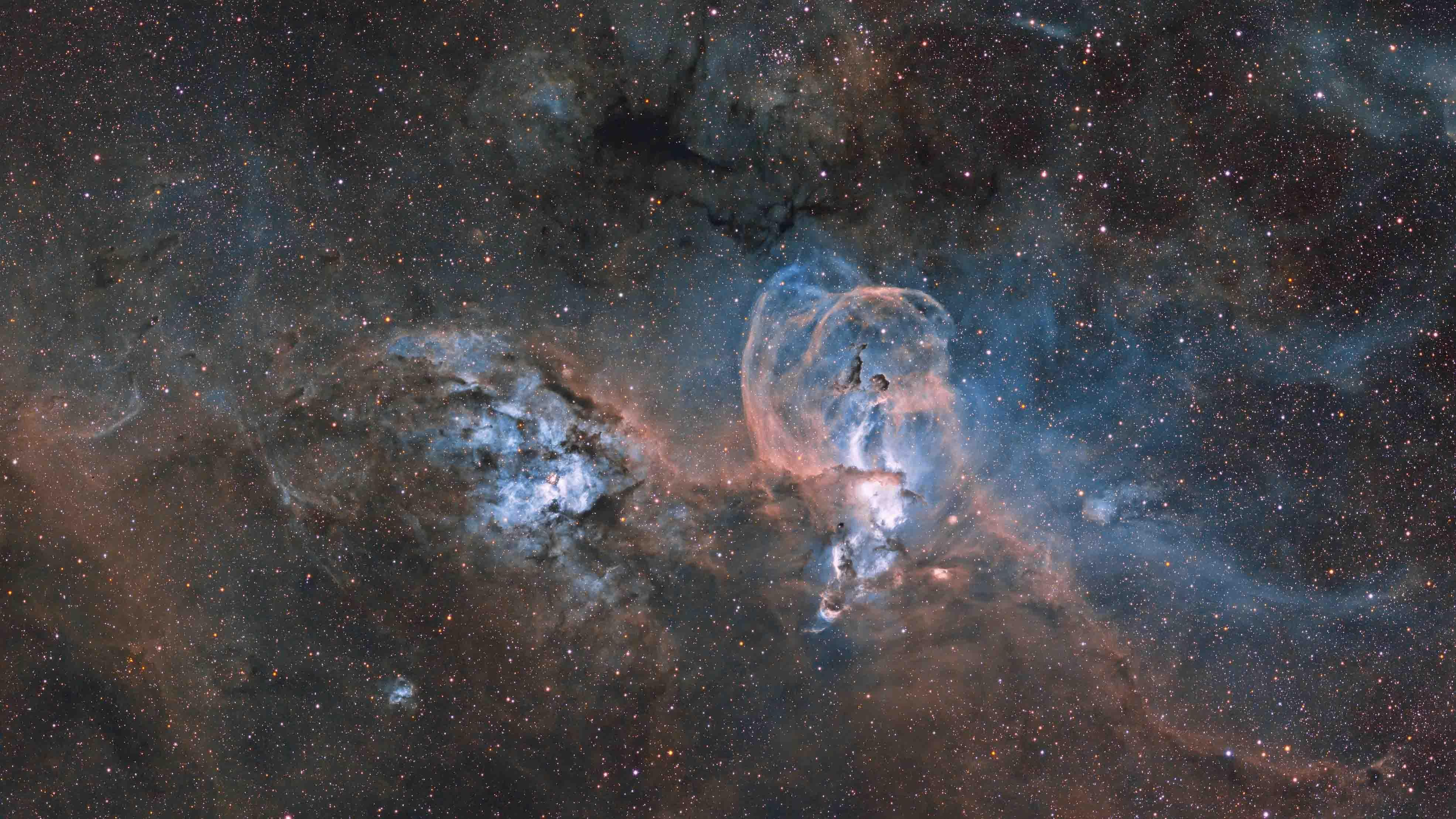 1-е место в номинации «Звёзды и туманности». Фотограф Ignacio Diaz Bobillo