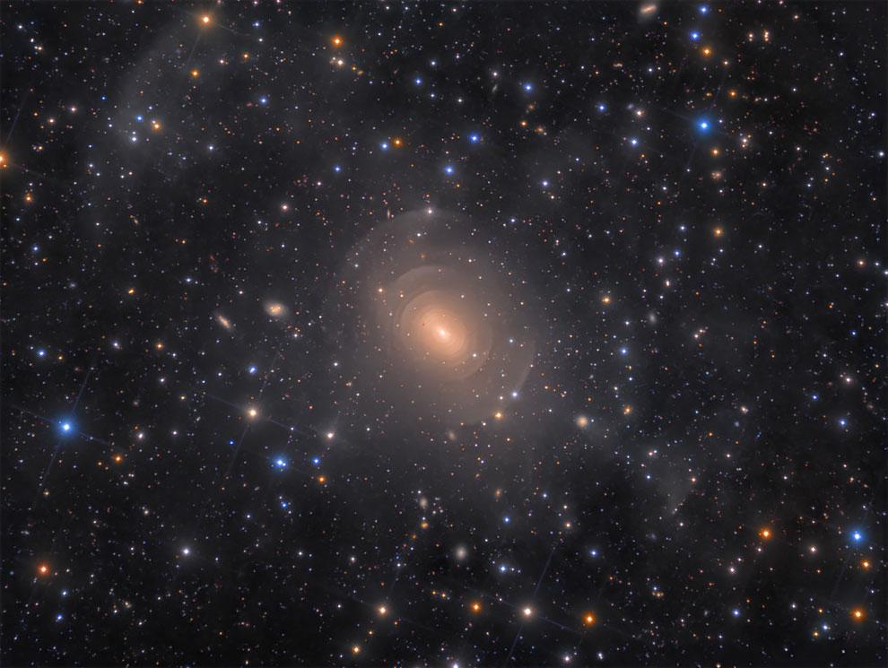 1-е место в номинации «Галактики». Фотограф Rolf Wahl Olsen