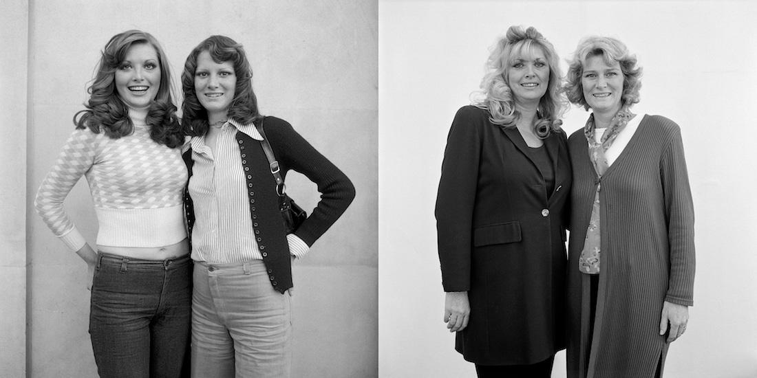 Фотограф запечатлел портреты незнакомцев, а потом встретился с ними 25 лет спустя