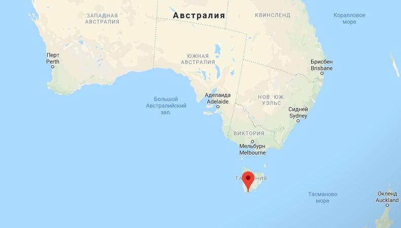Места, где можно увидеть слияние вод двух океанов
