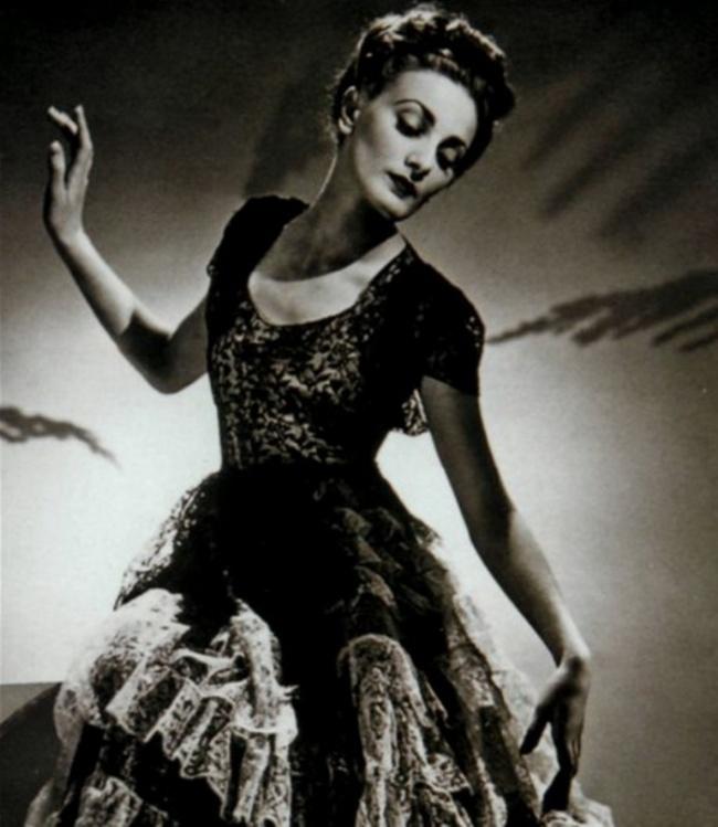 Лидия Зеленская, Париж, 1938 год