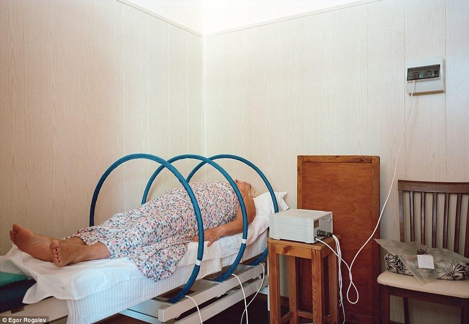 Магнитотерапия в санатории в Белоруссии