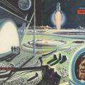 Советская утопия в научно-фантастических иллюстрациях светлого будущего