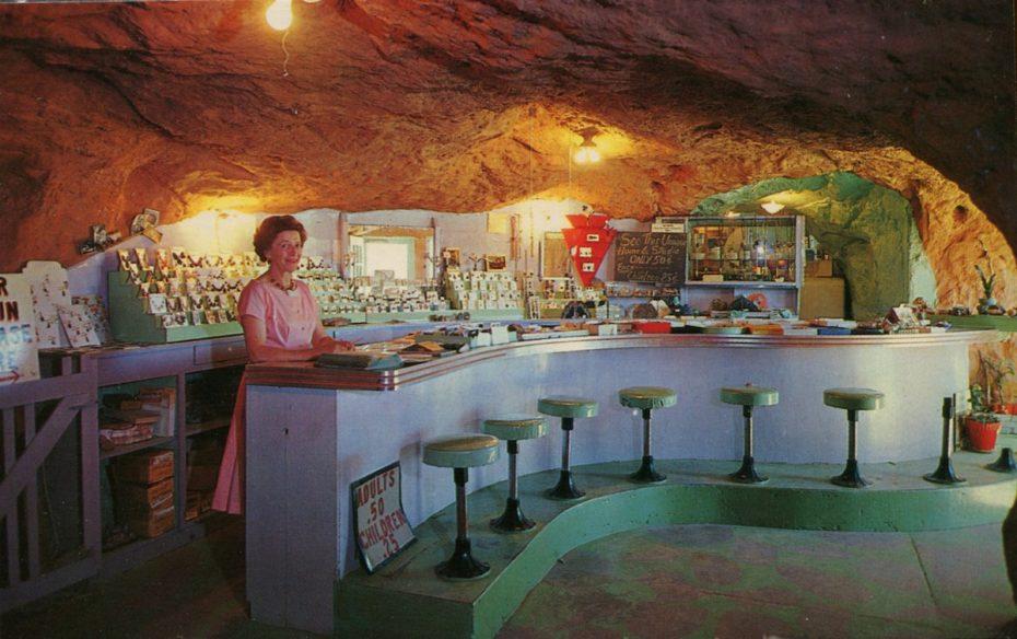 Привет из пещеры - уникального жилого дома, вырезанного в скале